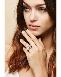 Forever 21 - Amber Sceats Thunderball Ring - Lyst