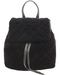 Forever 21 - Quilted Velvet Backpack - Lyst