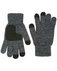 Forever 21 - Men Marled Knit Gloves - Lyst