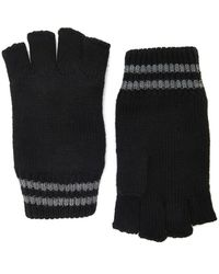 Forever 21 - Men Striped Fingerless Gloves - Lyst