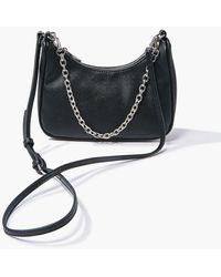 Forever 21 Chain-handle Crossbody Bag - Black