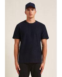 Forever 21 T-shirt scollo rotondo - Blu