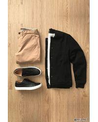 Forever 21 - Cotton-blend Bomber Jacket - Lyst