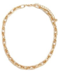 Forever 21 - Chunky Cable Chain Necklace - Lyst
