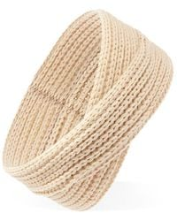 Forever 21 - Ribbed Cross-front Headband - Lyst