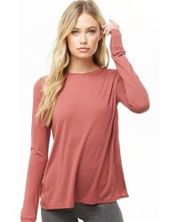 Forever 21 - Women's Active Open-back Top - Lyst