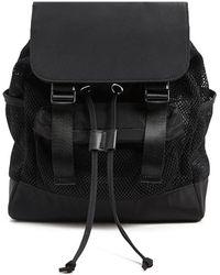 Forever 21 - Sheer Mesh Backpack - Lyst
