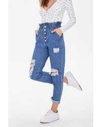 Forever 21 Straight Leg Jeans For Women Up To 59 Off At Lyst Ca