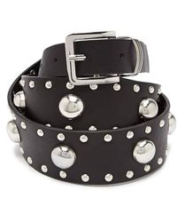 Forever 21   Faux Leather Studded Belt   Lyst