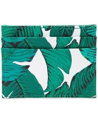 Forever 21 - Foliage Print Card Holder - Lyst