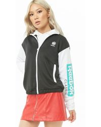 e94529225fd35 Forever 21 - Reebok Classic Colorblock Jacket - Lyst