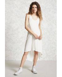 Forever 21 - Open Twist-back Knit Dress - Lyst