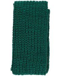 Forever 21 | Chunky Ribbed Oblong Scarf | Lyst