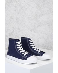 Forever 21 - High-top Sneakers - Lyst