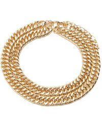 Forever 21 - Layered Chain Necklace - Lyst