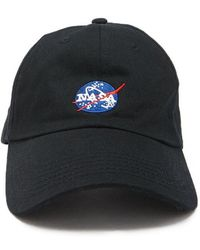 Forever 21 - Nasa Graphic Baseball Cap - Lyst 264a73eae7d6