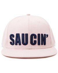 Forever 21 - Men Saucin' Snapback Hat - Lyst