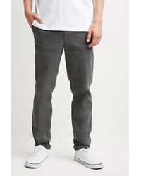 Forever 21 - Classic Chinos - Lyst