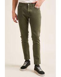 Forever 21 - Five-pocket Skinny Jeans - Lyst