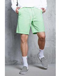 Forever 21 - Pantalón corto cordones - Lyst