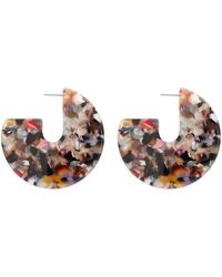 Forever 21 - Marble Drop Earrings - Lyst