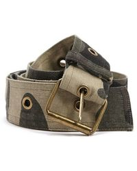 Forever 21 - Camo Canvas Belt - Lyst