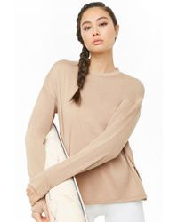 Forever 21 - Active Vented Sweatshirt - Lyst