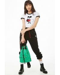 Forever 21 - Mickey Mouse Bucket Backpack - Lyst
