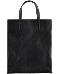Forever 21 - Faux Leather Tote - Lyst