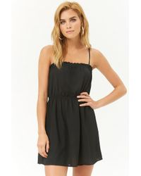 Forever 21 - Ruffle Cami Dress - Lyst