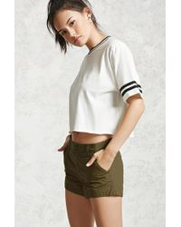 Forever 21 - Classic Woven Shorts - Lyst