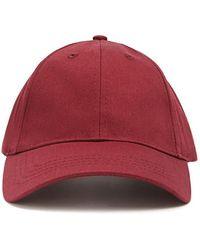 6e0c9c7580b Forever 21 Led Baseball Cap in Pink - Lyst