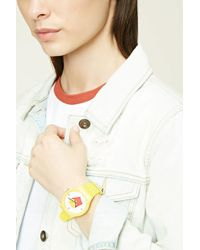 Forever 21 - Fries Graphic Analog Watch - Lyst