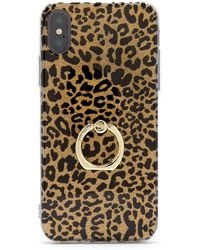 Forever 21 - Leopard Print Phone Case For Iphone X/xs - Lyst
