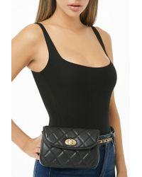 Forever 21 - Quilted Belt Bag - Lyst