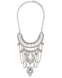 Forever 21 - Layered Statement Necklace - Lyst