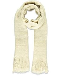 Forever 21 - Fringed Plaid-patterned Scarf - Lyst