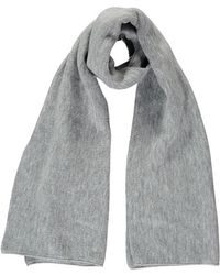 Forever 21 - Brushed Knit Oblong Scarf , Grey - Lyst