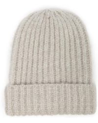 Forever 21 - Fuzzy Brushed Knit Beanie - Lyst