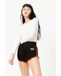 Forever 21 - 1995 Graphic Dolphin Shorts - Lyst