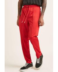 Forever 21 - Drawstring Track Trousers - Lyst
