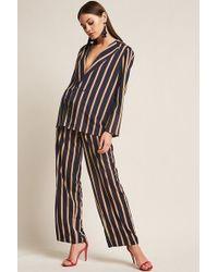 Forever 21 - Rd & Koko Multicolor Stripe Pants - Lyst