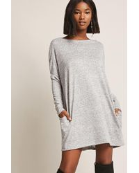 Forever 21 | Marled Mini Dress | Lyst