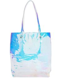 Forever 21 - Iridescent Tote Bag - Lyst