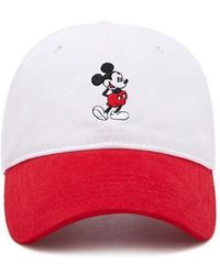518ecb5c Comme des Garçons 'mickey Mouse' Hat in Blue - Lyst