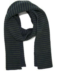Forever 21 - Striped Knit Scarf - Lyst