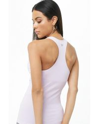 Forever 21 - Women's Active Ribbed Tank Top - Lyst