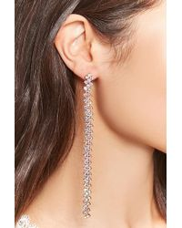 Forever 21 | Iridescent Drop Earrings | Lyst