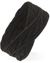 Forever 21 - Crisscross Knit Headband - Lyst