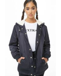 Forever 21 - Faux Fur-lined Parka - Lyst